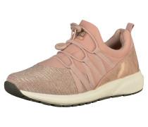 Sneaker beige / anthrazit / altrosa