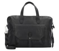 Handtasche 'Isa' schwarz