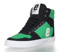 Sneaker 'Hiro 18' grün / schwarz