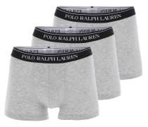 Boxer-Shorts 'classic' grau