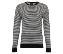 Pullover 'Ams Blauw crew neck knit in cotton cashmere quality'