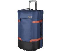Reisetasche dunkelblau / rot