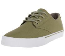 Sneaker 'Jameson Vulc LS' oliv / weiß