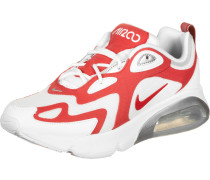 Schuhe ' Air Max 200 ' rot / weiß