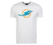 'nfl Miami Dolphins' Logo T-Shirt Herren