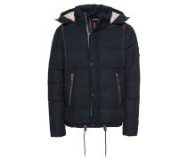 Parka 'new Academy Jacket' schwarz