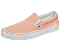 Classic Slip-On Sneakers rosa
