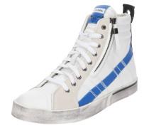 Sneaker 'd-Velows' blau / weiß