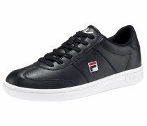 Sneaker 'Portland L Low' schwarz