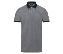 Poloshirt ' ' grünmeliert