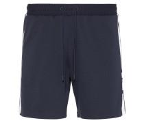 Dexter Doppel-Mesh Shorts blau