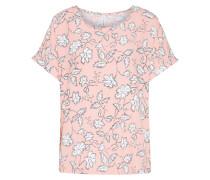 Shirt 'sc-Lalin 1' rosa / weiß