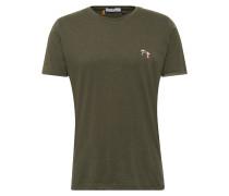 T-Shirt 'kar Kenneth printed' khaki