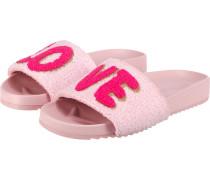 Pantoletten 'Love1070' pink