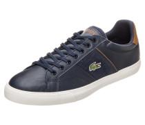 Sneaker 'Fairlead' dunkelblau / braun