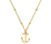 Kette 'Anchor Nes023G' gold