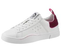 Sneaker 's-Clever' rosé / weiß