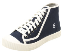 Sneaker High 'rovulc' navy / weiß