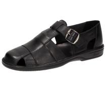 Sandale 'Gabun' schwarz
