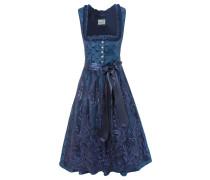 Dirndl 'Gerlisa' blau / nachtblau