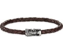 Armband 'c4211B/90/00/21' braun / silber
