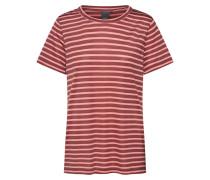 Shirt 'ihcadis SS' koralle / rot / weiß