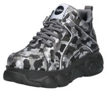 Sneaker 'Corin' silbergrau / weiß