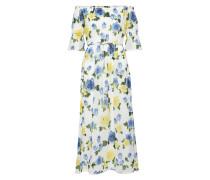 Kleid 'wild Roses ON Muslin PES Maxi Dress'