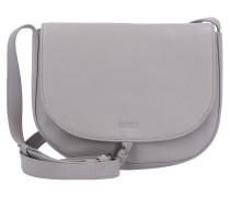 Mini Bag Schultertasche 'Lusaka 1' 22 cm grau