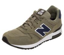 Sneaker 'ml565' navy / oliv