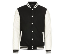 Jacke 'Oldschool College Jacket'