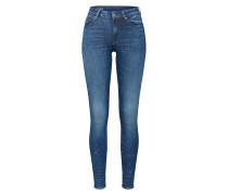 Jeans 'Shape High' blau
