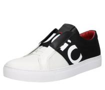 Sneaker 'Futurism_Slon_mxl' schwarz / weiß