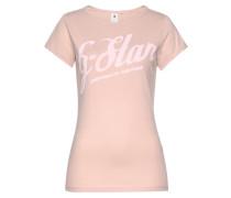 T-Shirt 'Graphic 26' rosa / pastellpink