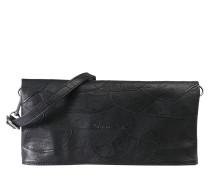 Foldover Bag 'Ronja' schwarz
