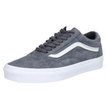 Sneaker 'Old Skool' basaltgrau / weiß