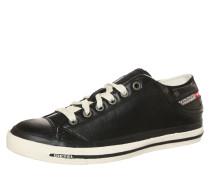 Low Sneaker 'Exposure' schwarz