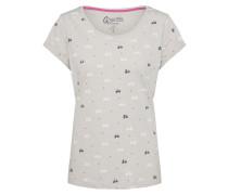 Shirt 'osc' grau / mischfarben