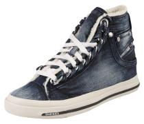 Denim-Sneaker 'Magnete' indigo