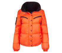 Daunenjacke 'alex THE Jacket' orange