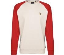 Sweater ' Lightweight Raglan ' rot