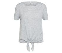 Shirt 'onlLINA' hellgrau