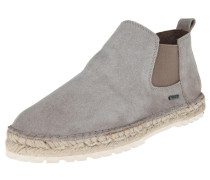 Espadrille Chelsea Ankle Boot Suede