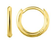 Creolen 'Classic' gold