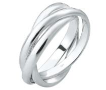 Ring 'Wickelring' silber