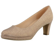 Pumps rosegold