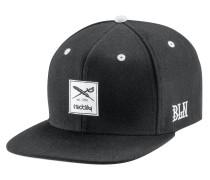 Cap 'Daily Flag' grau / schwarz