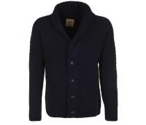Strickjacke 'jacket Rough' kobaltblau