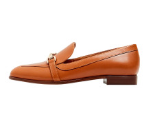 Loafer cognac