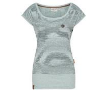 Shirt 'Wolle Dizzy' mint
